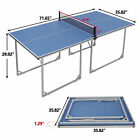 Indoor Outdoor Tennis Table Ping Pong Sport Family Party
