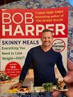 Bob Harper Skinny Meals signed copy
