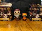 Funko Mystery Mini Harry Potter series 1 Dumbledore & Fawkes and boxes each 1 36