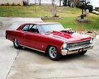 1967 Chevrolet Nova Pro Street SEE VIDEO 1967 Chevrolet Nova, Red with 0 Miles available now!
