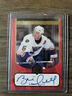 1997-98 SP Authentic Sign of the Times Brett Hull #BH Auto HOF