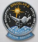 NASA Space Shuttle Challenger Patch STS 51F Spacelab 2 Patch