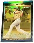 ⚾️MIGUEL CABRERA 2002 Bowman Chrome Draft Gold Refractor 29 50 Marlins Rookie RC