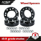 4 15 Hubcentric Wheel Spacers 5x55 Adapters 9 16 Studs For Dodge Ram 1500