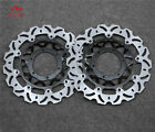 Fit For 2004-2005 Honda CBR1000RR Fireblade Floating Front Brake Disc Rotor