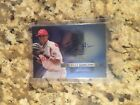 Billy Hamilton Auto 2012 Bowman Sterling Prospect REDS