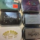 INK PADS Full Size Archival DYE Permanent PIGMENT EMBOSS Dry RANGER YOU PICK