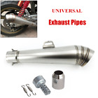 Motorcycle&Scooter 38-51mm GP Motorcycle Exhaust Muffler Pipe w/DB Killer 125cc