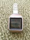 Casio Data Bank Touch Screen VDB-1000 Watch Men's Digital Battery Replaced Used