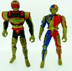 1995 Kenner Saban VR Troopers action figures Ryan Steele  J B Reece