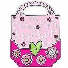 NEW My Pretty Pink Sticker and Doodling Purse