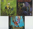 Cirith Ungol 3CD SET (Frost And Fire King Of The Dead One Foot In Hell)