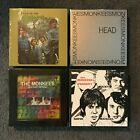 THE MONKEES - Rhino Super Deluxe Set - More Of - Present - Head - Instant Replay