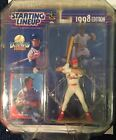 1998 STARTING LINE UP  MARK McGWIRE - EXTENDED SERIES  CARDINALS  ACTION FIGURE