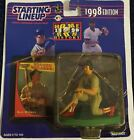 1998 STARTING LINE UP  MARK McGWIRE - HOME RUN HISTORY  CARDINALS  ACTION FIGURE