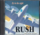 Rush - Fly in the Night (CD) rare Italy Neil Peart, Geddy Lee, Alex Lifeson