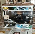Funko Pop! Rides: Fast & Furious : 1970 Charger with Dom Toretto : Pop Protector