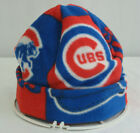 Chicago Cubs MLB Fleece Beanie Hat One size Adult size