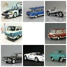 Set of 8 Cars 1 43 Scale Diecast Collectible Models