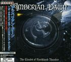 Amberian Dawn The Clouds of Northland Thunder CD w/Tracking form