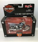 Collectible Harley Davidson 2002 XL 883R Sportster New Maisto Series 14 ~ NIB