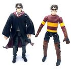 Mattel 2003 Harry Potter Expecto Patronum  Extreme Quidditch Toy Action Figures