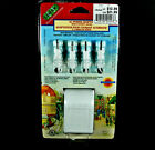 NEW Lemax Village Collection AC Power Cord Adapter Plug With 4 Output Jacks 3V