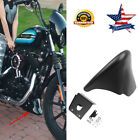 Front Chin Fairing Spoiler Fit for Harley Custom XL1200C XL883C Sportster BTB2
