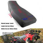 Motorcycle ATV Seat Foam Cushion Quad Four Wheel Off Road 150-250cc For Polaris
