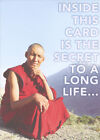 Secret To A Long Life Man on Mountain Funny Humorous Birthday Card