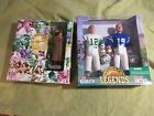 Starting Lineup Football Legends Figures - Unitas/Namath + Vince Lombardi Figure