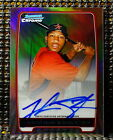 Oscar Taveras, Jonathan Singleton Rookie Cards, Autographs Announced by Topps 3