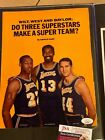 Jerry West Rookie Cards and Autographed Memorabilia Guide 27