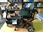 EV Rider TranSport Electric Folding Mobility Scooter Used No Battery or Key H4