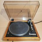 Dual CS 505 Belt Drive Turntable Made In Germany As Untested As Defective READ