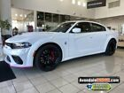 2020 Dodge Charger SRT Hellcat 2020 Dodge Charger SRT Hellcat 14 Miles White Knuckle Clearcoat 4dr Car Intercoo