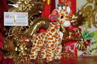 TY 2.0 BEANIE BABY TOPPER THE GIRAFFE-9