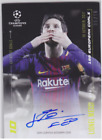 2020 Topps Lionel Messi Champions League Soccer Cards 12