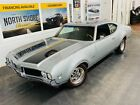 1969 Oldsmobile 442 W30 Fully Restored SEE VIDEO ilver Oldsmobile 442 with 49,012 Miles available now!