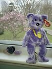 EGGS 3 III BEAR Ty Beanie Baby WITH TAGS