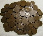 2 ROLLS OF 1920 S SAN FRANCISCO LINCOLN WHEAT CENTS FROM PENNY COLLECTION