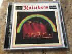 RAINBOW - ON STAGE / 1999 POLYDOR RECORDS REMASTERED REISSUE CD / LIKE NEW