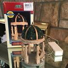 Lemax Village 1999 Lighted Grand Gazebo Christmas Retired