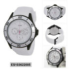 Esprit Multifunction Mens Analog Casual White Band ES103622005