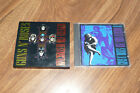 Guns N Roses 2 CD Lot Appetite For Destruction + Use Your Illusion II