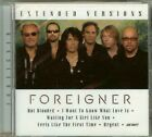 FOREIGNER - Extended Versions (Greatest Hits Live Las Vegas 2005) CD - NEW