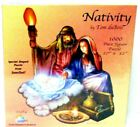 SunsOut Nativity Jigsaw Shaped Puzzle 1000 Pieces 27 x 32 Made in USA NEW