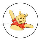 30 WINNIE THE POOH ENVELOPE SEALS LABELS STICKERS PARTY FAVORS 15 ROUND