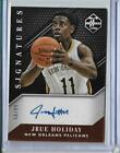 Jrue Holiday Rookie Cards and Autograph Memorabilia Guide 8