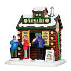 Lemax Village Collection Christmas Village Accessory, Waffle Hut NEW 2016